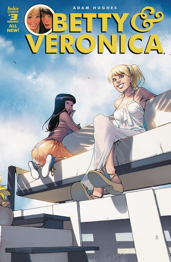 Betty & Veronica 3 (VO) Bengal Cover