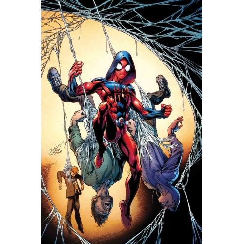 Ben Reilly Scarlet Spider 1 (VO)