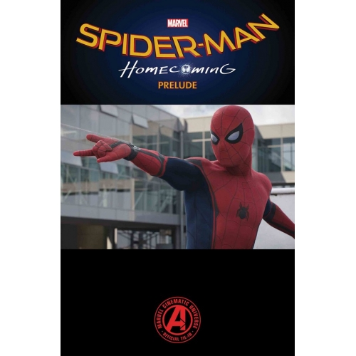 Spider-Man Homecoming : Prelude 2 (VO)