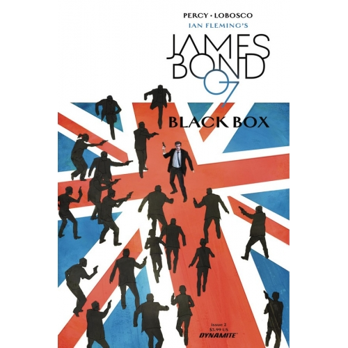 James Bond 2 Cover A Reardon (VO)
