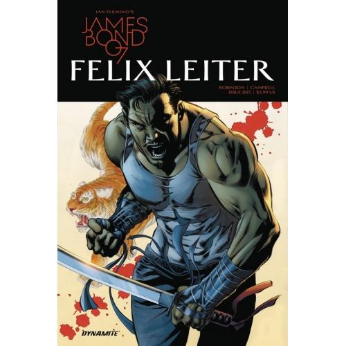 JAMES BOND: FELIX LEITER 4 (VO)