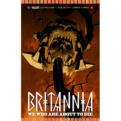 BRITANNIA: WE WHO ARE ABOUT TO DIE 1 (of 4) (VO)