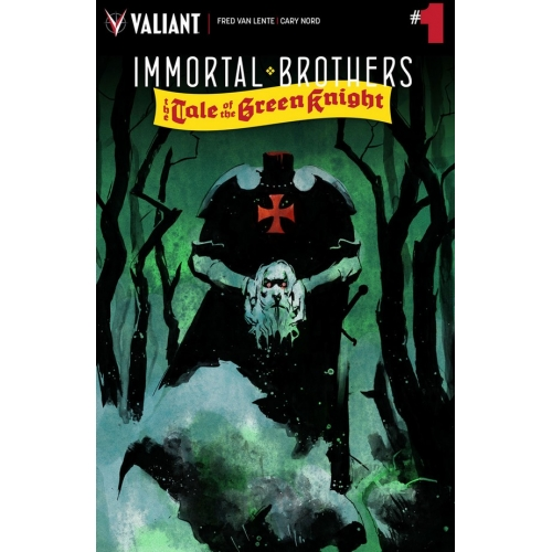 IMMORTAL BROTHERS: THE TALE OF THE GREEN KNIGHT 1 (VO) One- shot