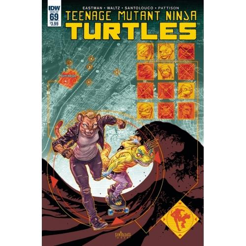 Teenage Mutant Ninja 69 (VO)