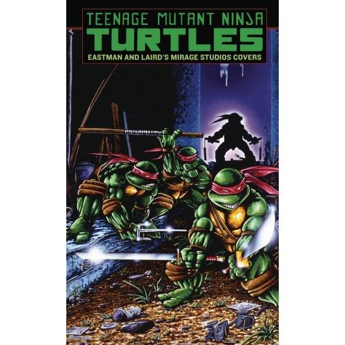 TEENAGE MUTANT NINJA TURTLES: EASTMAN AND LAIRD'S MIRAGE STUDIOS COVERS (VO)