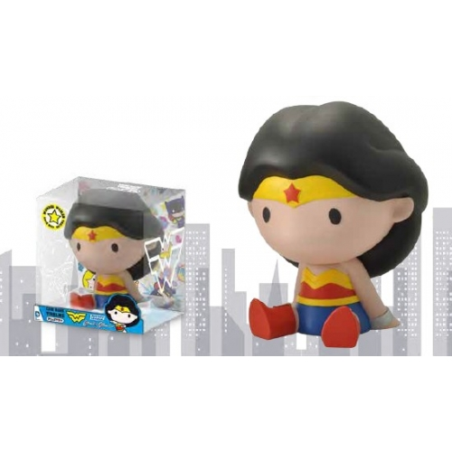 Tirelire Chibi Wonder Woman - Plastoy