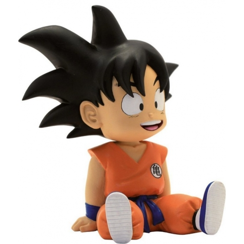 Mini Tirelire Son Goku - 14,50cm - Plastoy