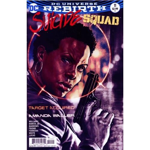 Suicide Squad 11 Bermejo Variant (VO)