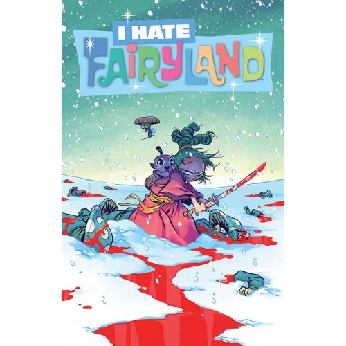 I hate Fairyland 12 (VO)