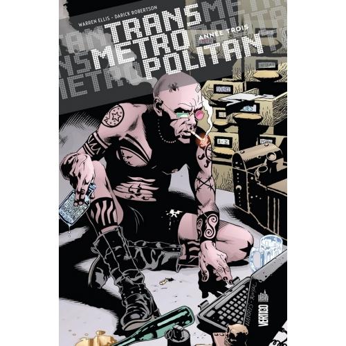 Transmetropolitan Tome 3 (VF)