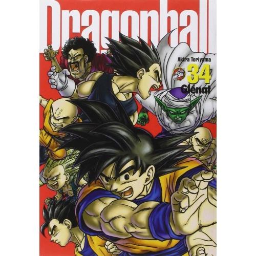 Dragon Ball Perfect Edition Vol.34 (VF)