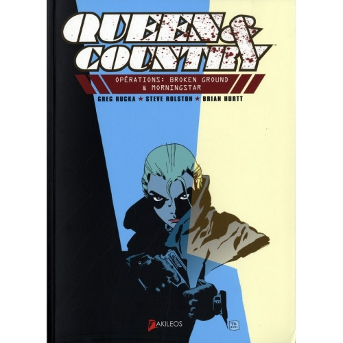 Queen & Country (VF)