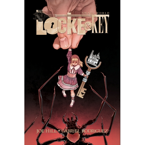 Locke & Key : Small World Deluxe Edition HC (VO)