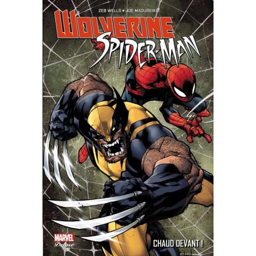 Wolverine/Spider-Man : Chaud Devant (VF)