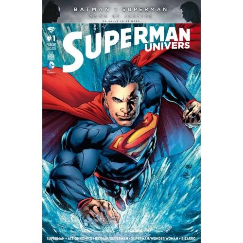 SUPERMAN UNIVERS 1 VF