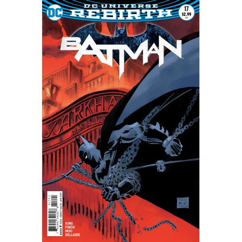 Batman 17 Tim Sale Variant (VO)