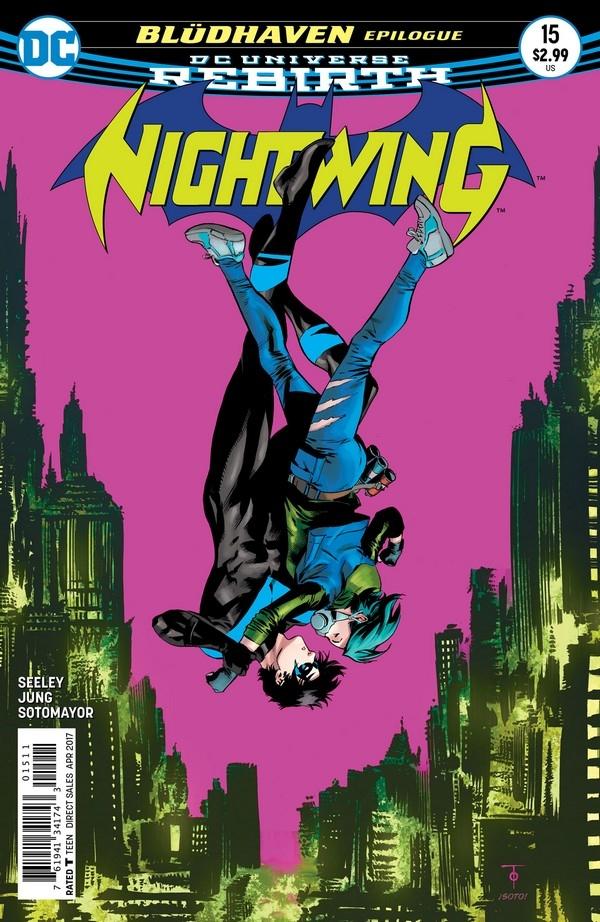 Nightwing 15 (VO)