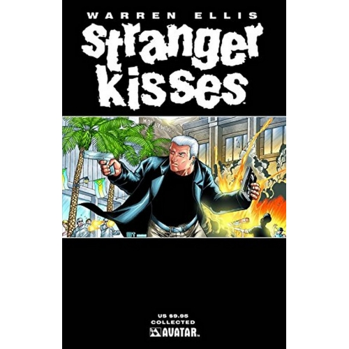 Warren Ellis's Strange Kiss TP Vol.2 (VO)