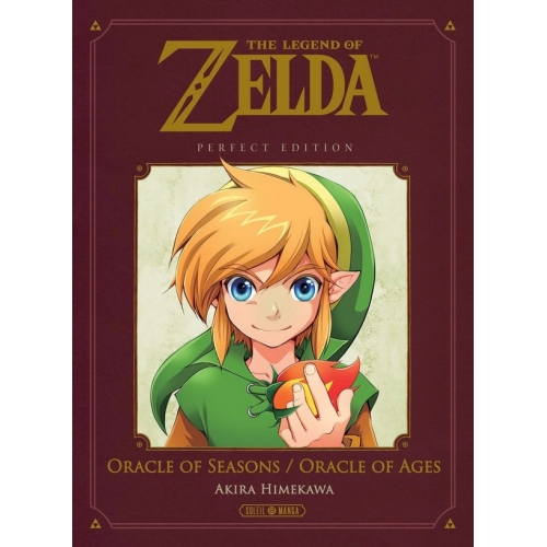 The Legend of Zelda Oracle of Seasons/ Oracles of Ages Perfect Edition (VF)