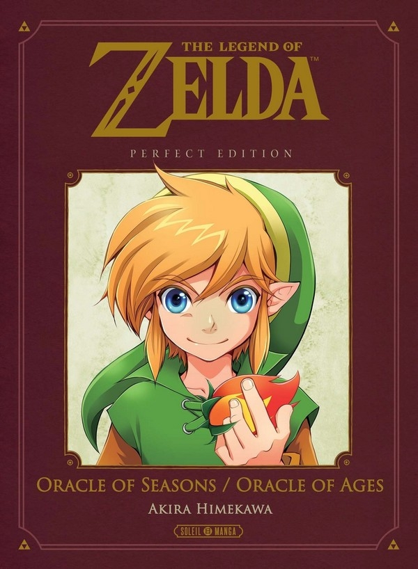 The Legend of Zelda Oracle of Seasons Perfect Edition (VF)