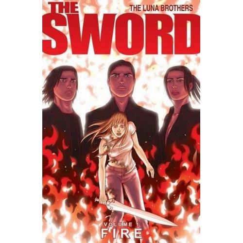 The Sword Vol.1 TP (VO)