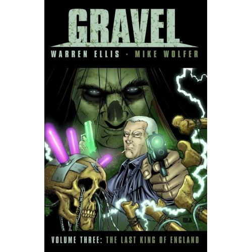 Gravel Vol.3 TP (VO)