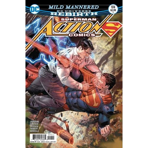 Action Comics 974 (VO)