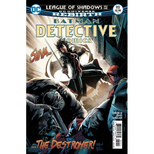 Detective Comics 951 (VO)