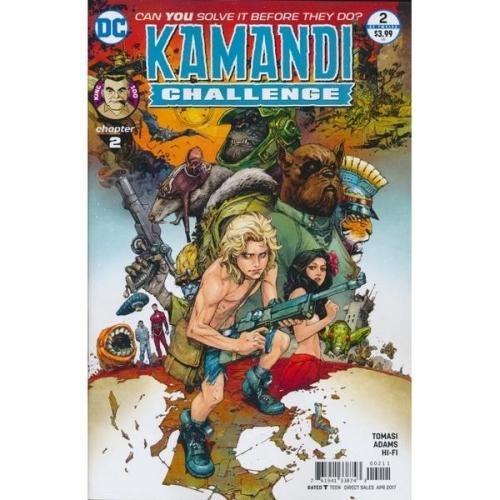 Kamandi Challenge 2 (of 12) (VO)