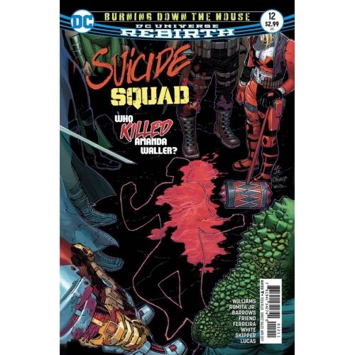 Suicide Squad 12 (VO)