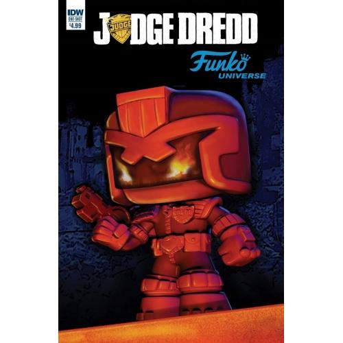 Judge Dredd Funko Universe One-Shot (VO) B