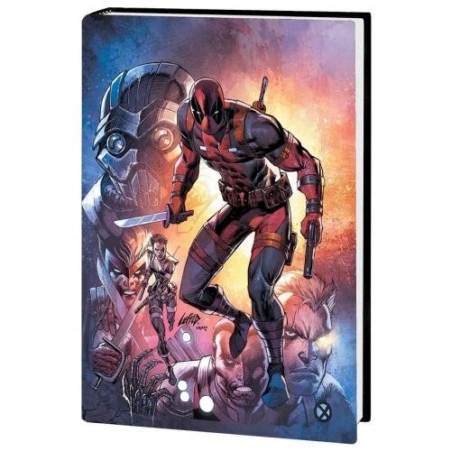Deadpool : BAD BLOOD OGN HC (VO)