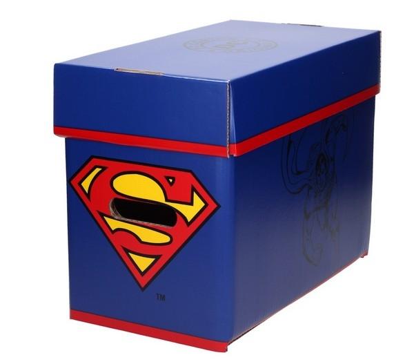 Short Box Unitaire Superman