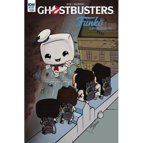 Ghostbusters Funko Universe A (VO)