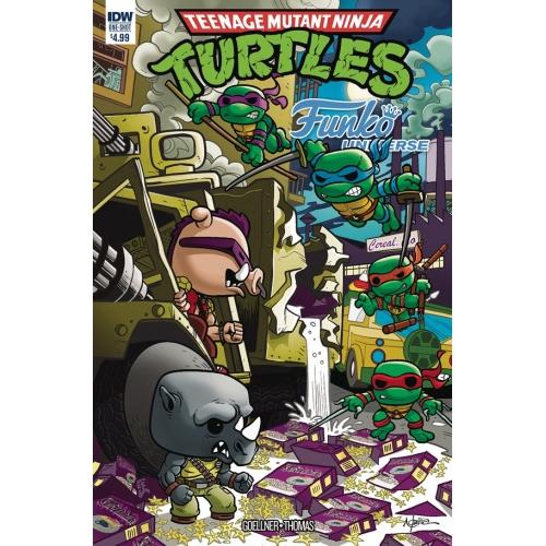 Teenage Mutant Ninja Turtles: Funko Universe (VO)