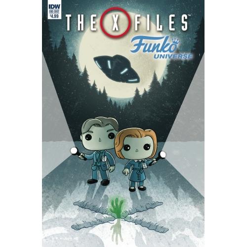 THE X-FILES: FUNKO UNIVERSE (VO)