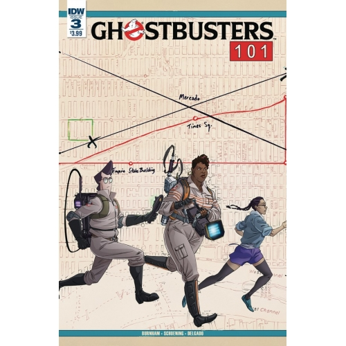 Ghostbusters 101 3 (VO)