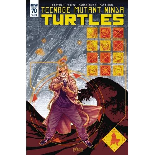 Teenage Mutant Ninja 70 (VO)