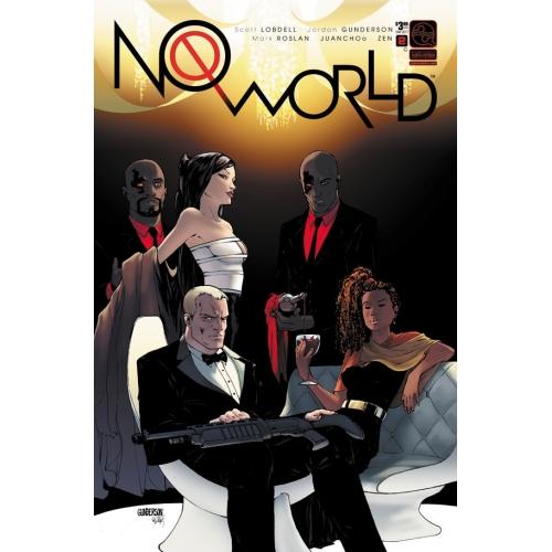 No World 2 Cover A (VO)