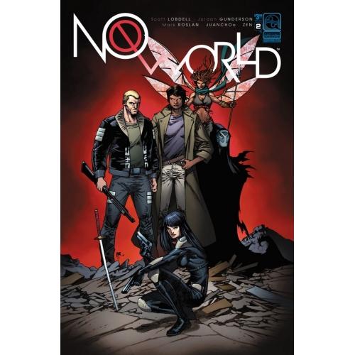 No World 2 Cover B (VO)