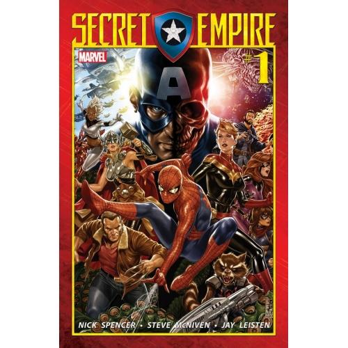 Secret Empire 1 (VO)