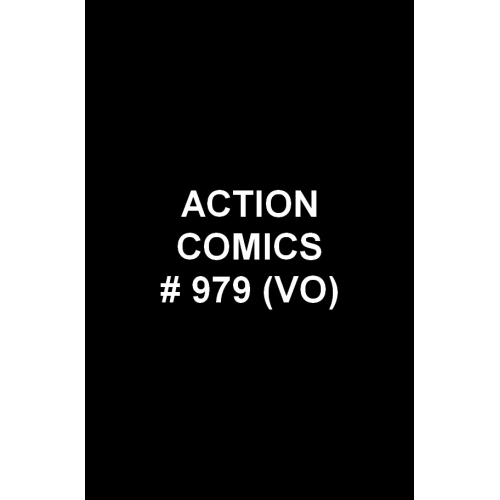 Action Comics 979 (VO)