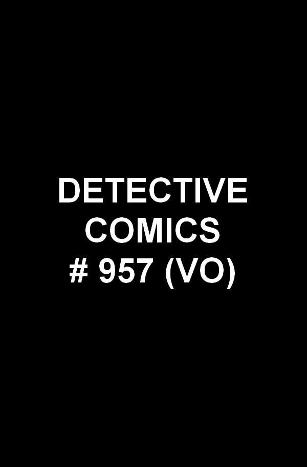 Detective Comics 957 (VO)