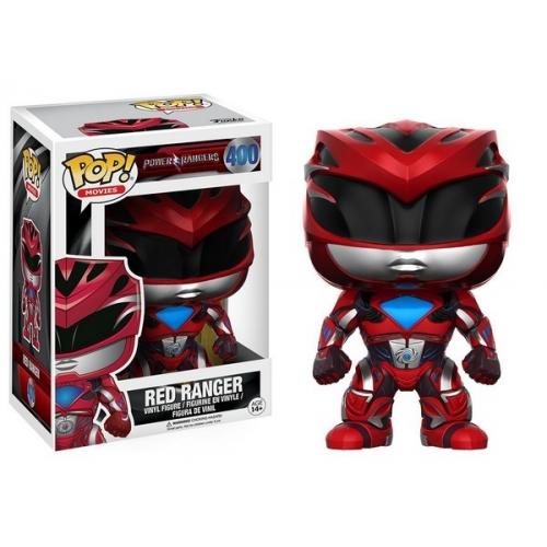 Funko Pop Power Rangers Movie Red Ranger