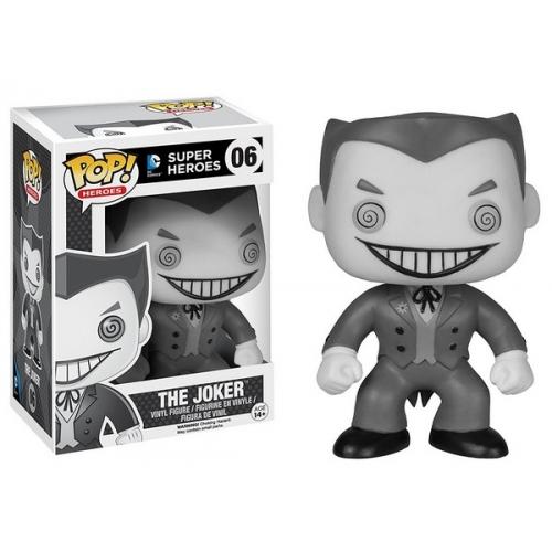Funko Pop Joker B&W Exclu