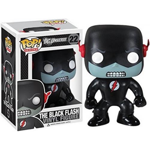 Funko Pop Black Flash Exclu