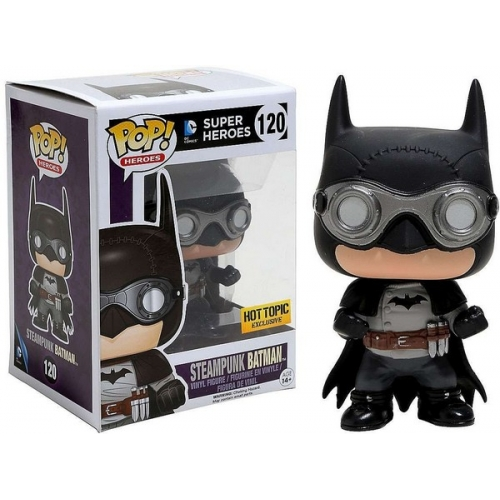 Funko Pop Batman Dark Knight Returns Steampunk Exclu