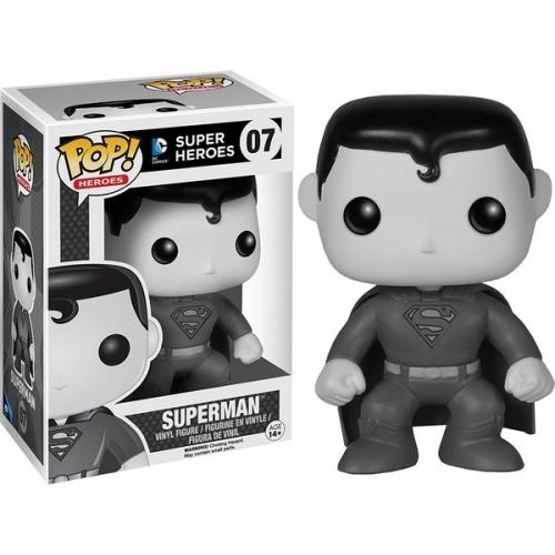 Funko Pop Funko Pop Superman Blackest Night Exclu