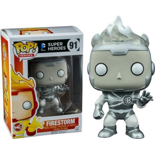 Pop - DC Comics - White Lantern Firestorm