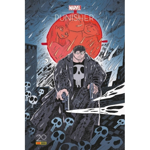 Punisher Édition 20 ans (VF)